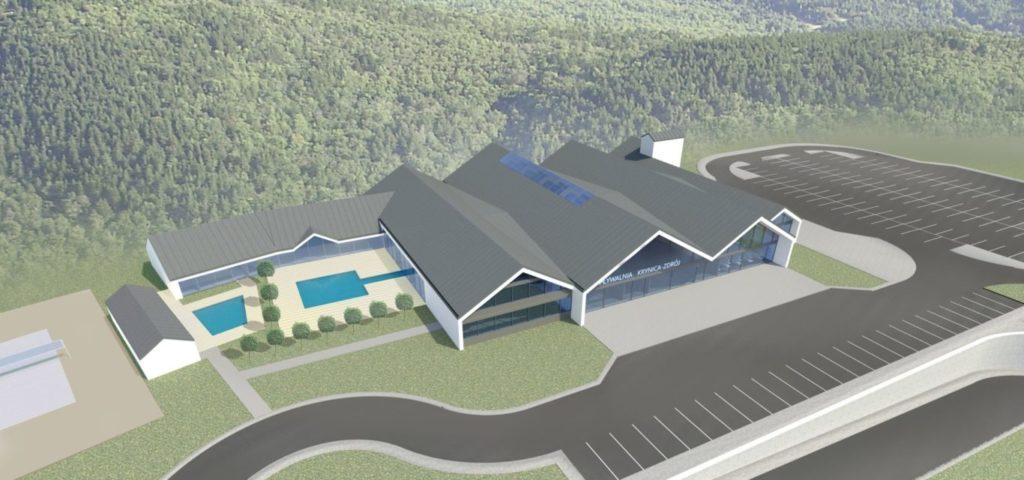 Kiedy ruszy budowa krynickiego Aquaparku?