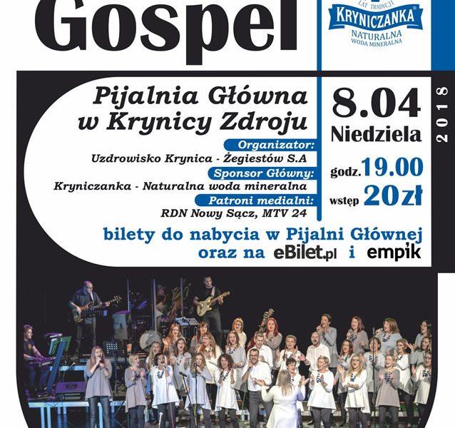 Koncert tarnowskiego chóru Gospel