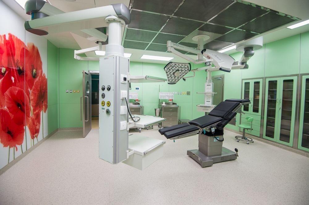 Nowoczesny sprzęt medyczny ratuje życie pacjentów