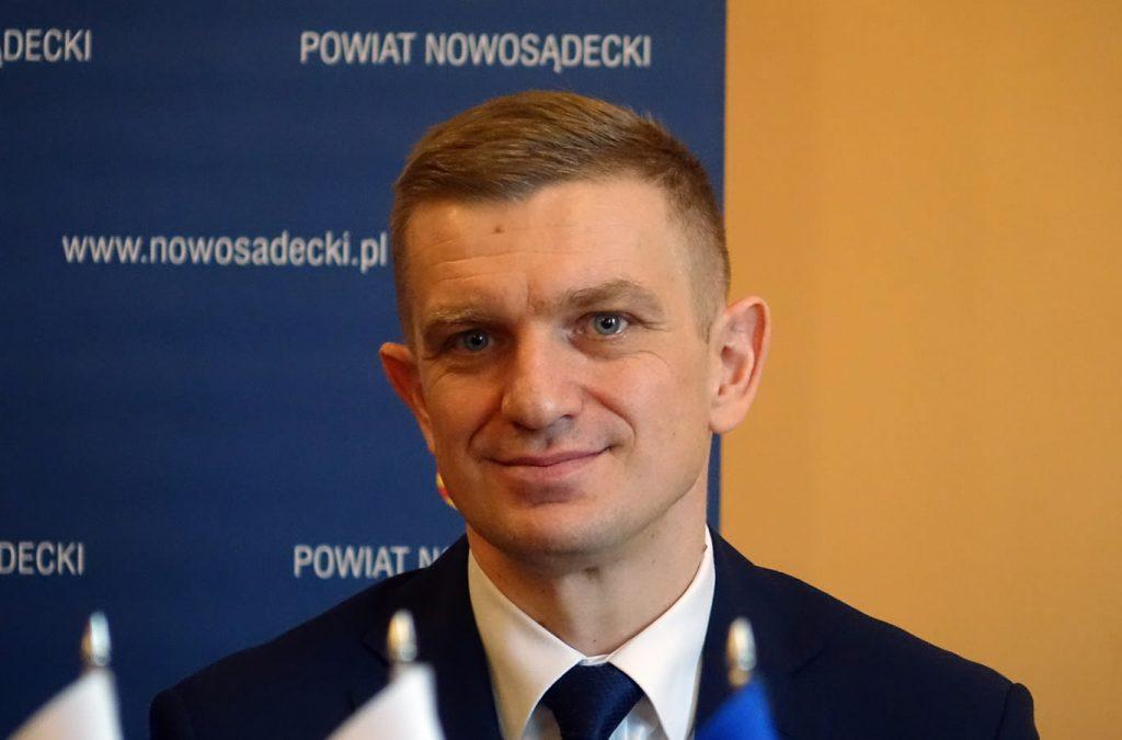 Sławomir Kmak ponownie dyrektorem szpitala w Krynicy-Zdroju
