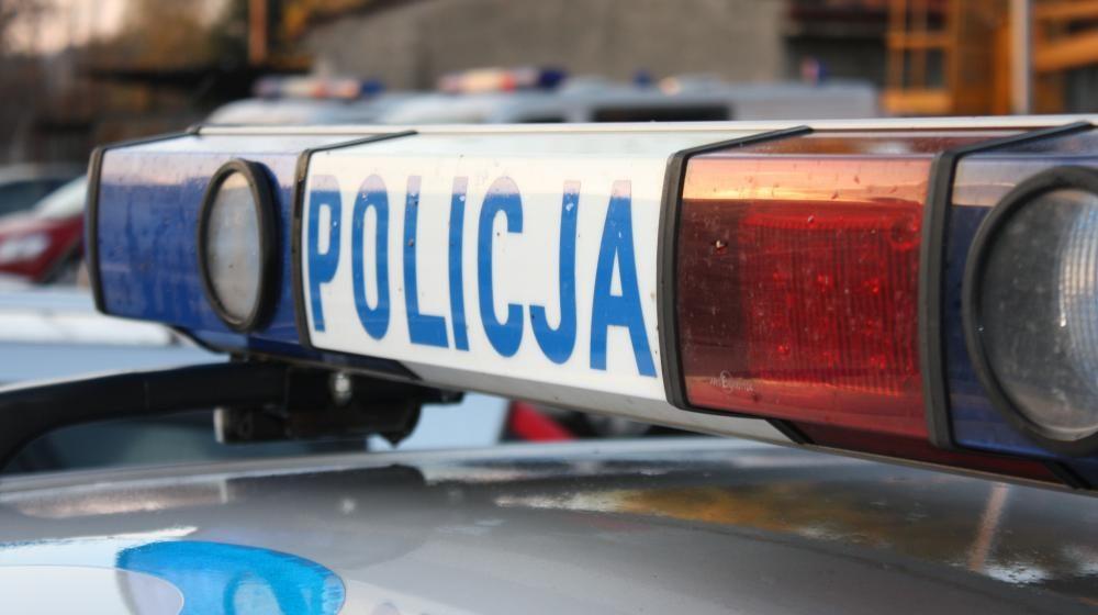 Zarzuty dla policjanta zamieszanego w sprawę ataku nożownika w Muszynie