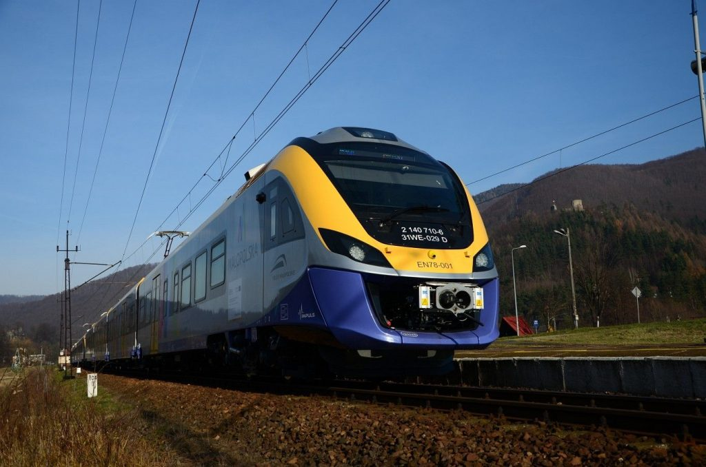 W wakacje uruchomiona zostanie dodatkowa para kursów z Krakowa do Krynicy-Zdrój