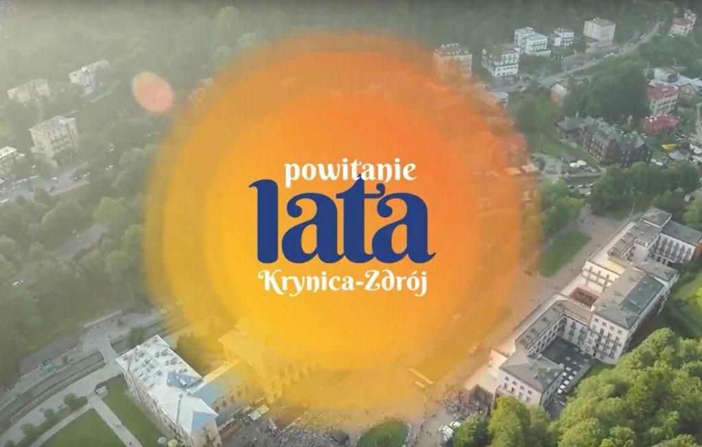 Powitanie Lata w Krynicy-Zdrój