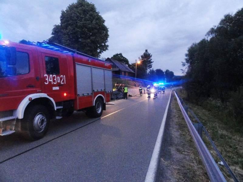 Fot. KMPSP Nowy Sącz