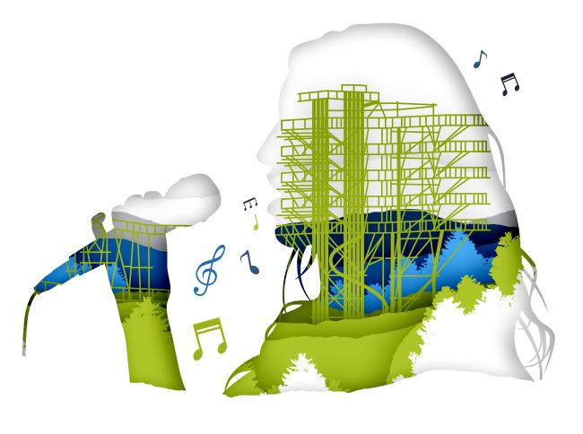 Koncert pod wieżą