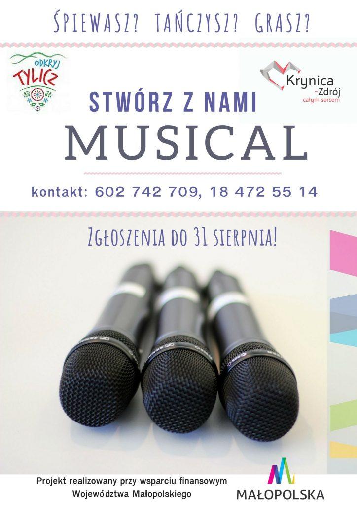 Śpiewasz, tańczysz, grasz – Stwórz z nami musical