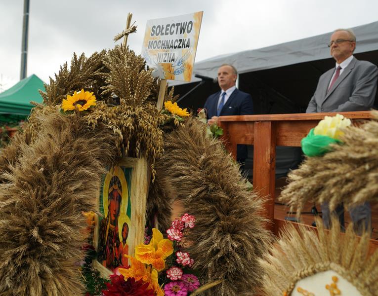 Święto plonów w Mochnaczce Niżnej