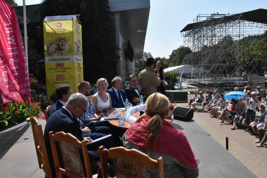 Wystartował 52. Festiwal im. Jana Kiepury w Krynicy-Zdroju