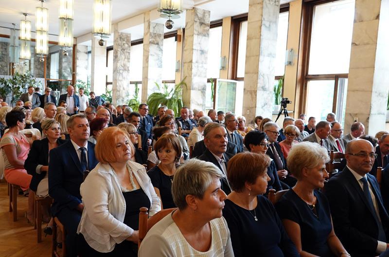 Sanatorium Uzdrowiskowe MSWiA w Krynicy Zdroju ma już 70 lat