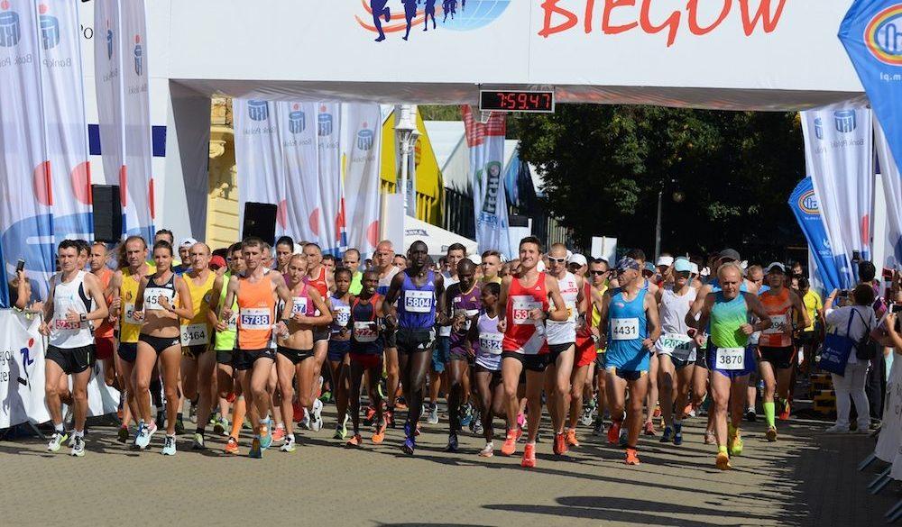 Jutro w Krynicy Startuje 9. TAURON Festiwal Biegowy