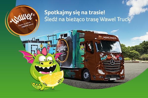 Wawel Truck odwiedzi Krynicę Zdrój