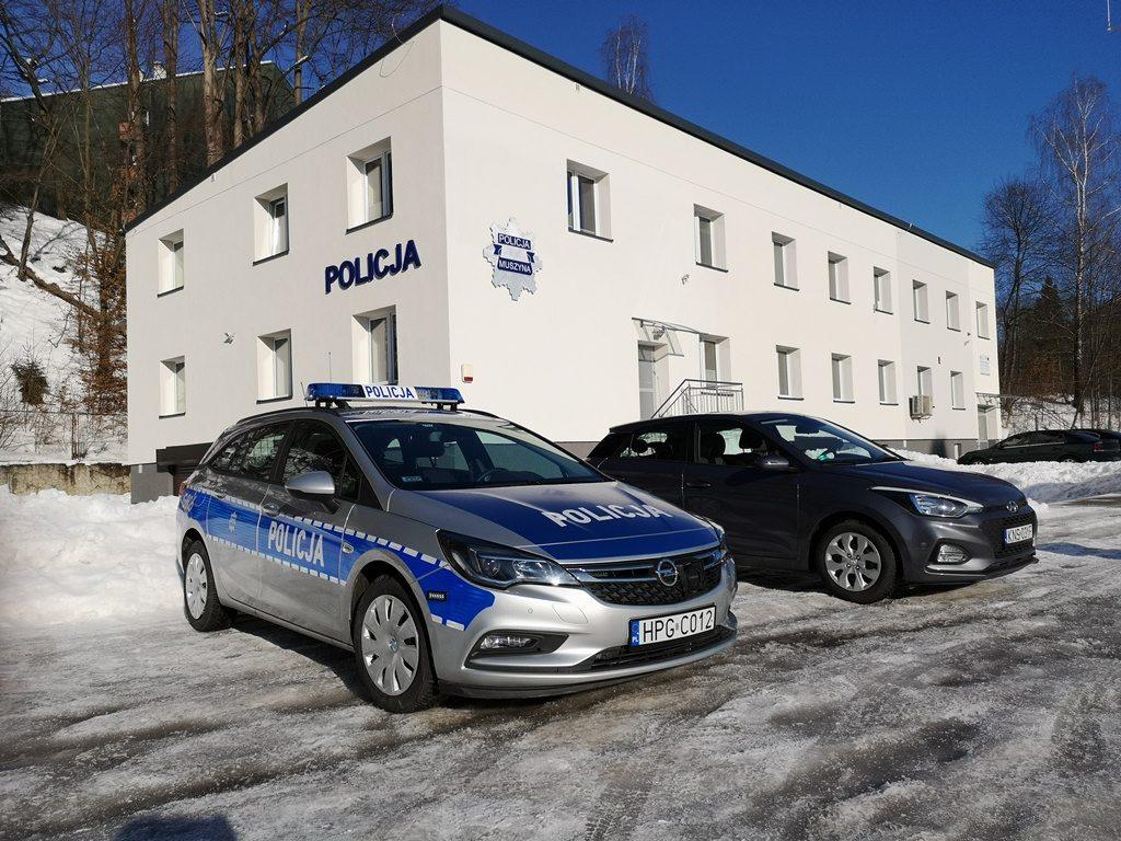 Sądecczyzna. Współpraca policjantów z władzami muszyńskiego samorządu i stowarzyszenia przynosi realne efekty