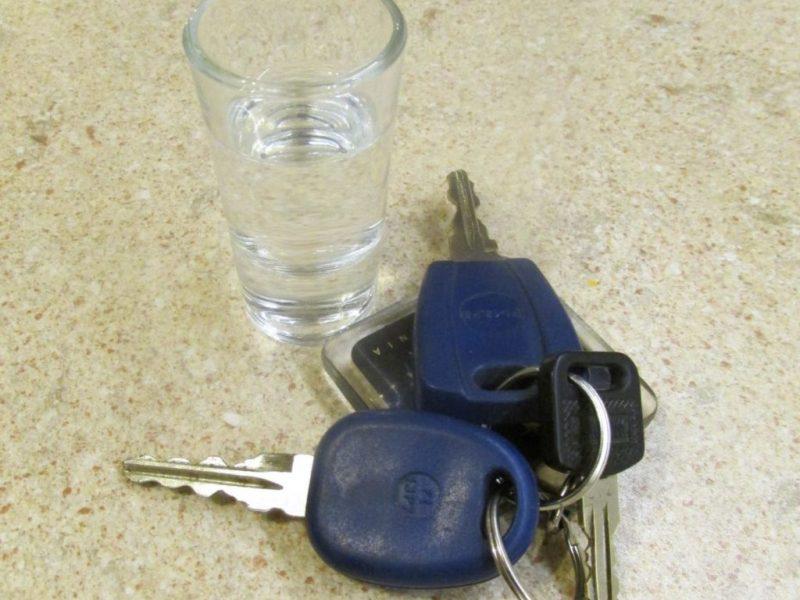 Pijany kierowca - źródło: KMP Nowy Sącz