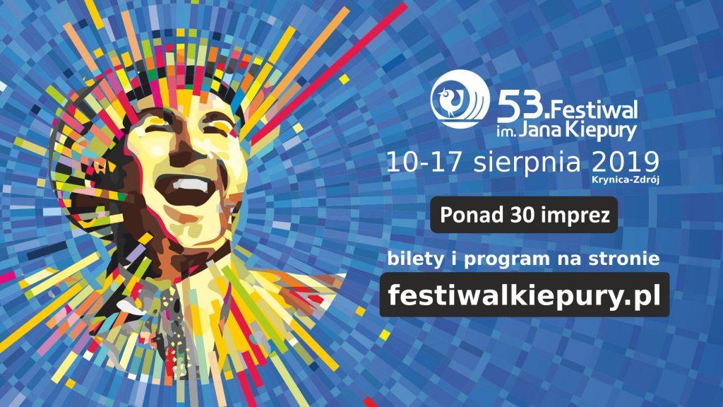 10-17 sierpnia: 53. Festiwal im. Jana Kiepury