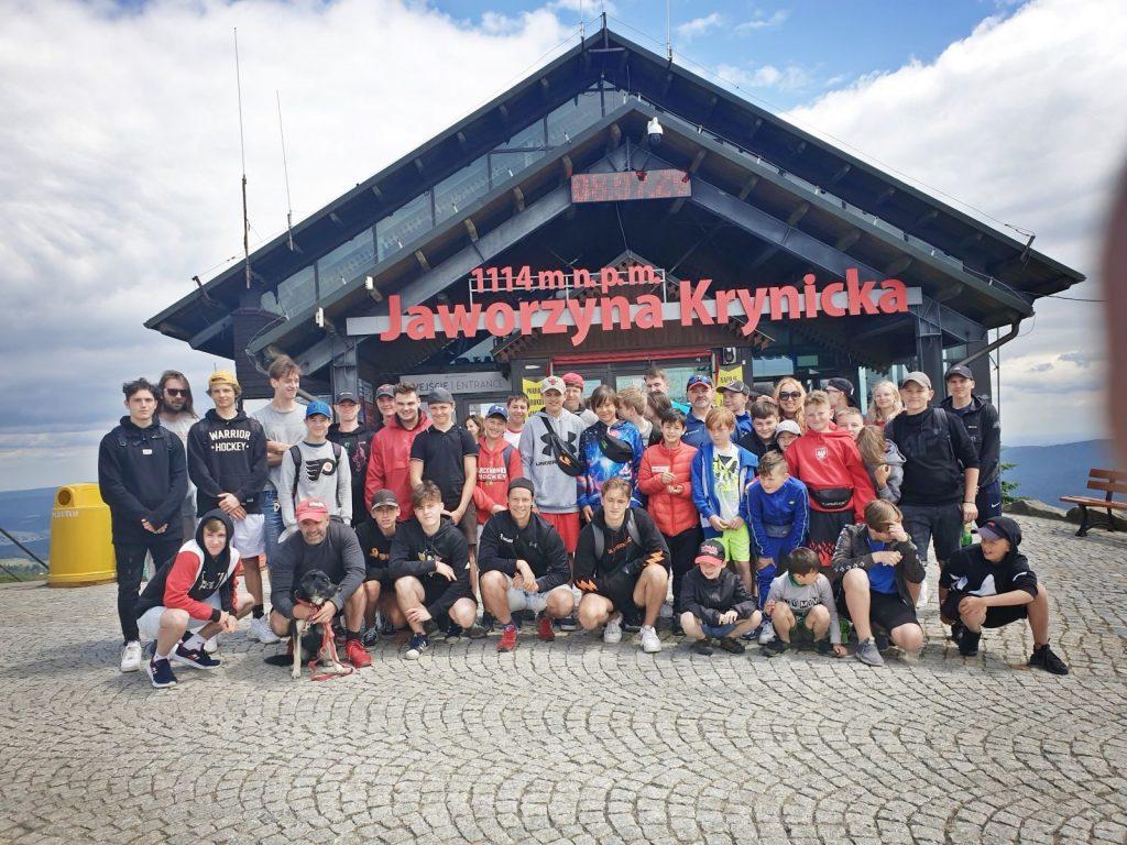 Krynica Zdrój – zgrupowanie Hokejowe Nadzieje Olimpijskie