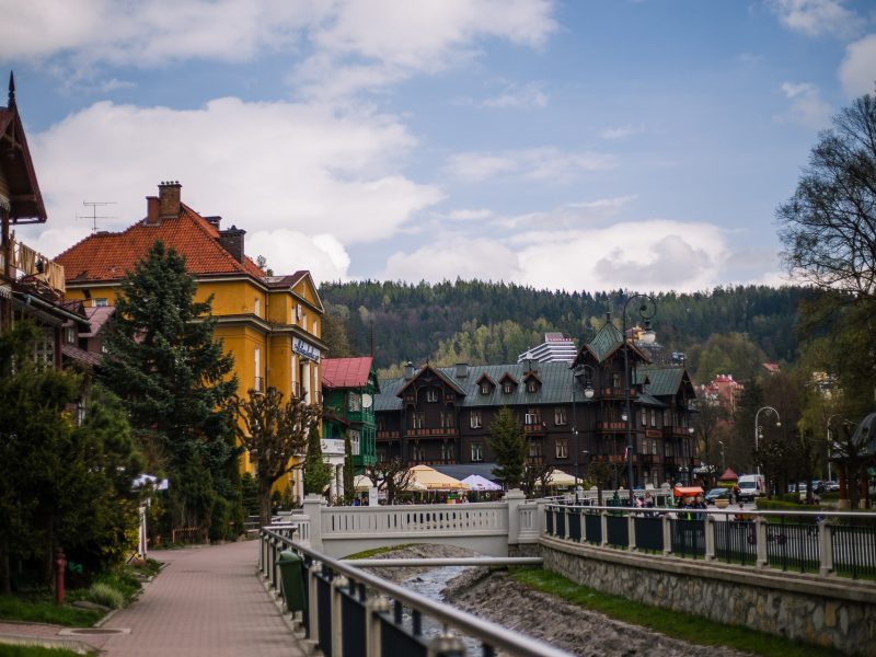 Krynica-Zdrój - fot. pixabay.com