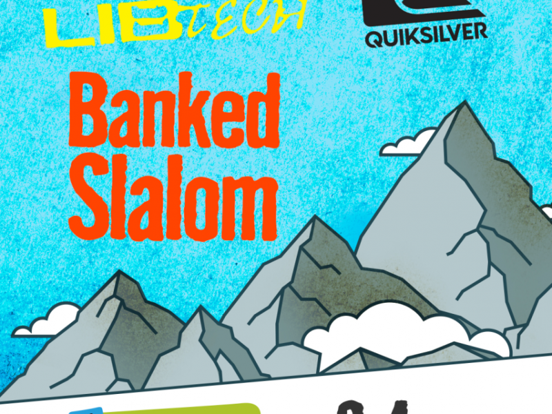 Lib Tech/Quiksilver Banked Slalom