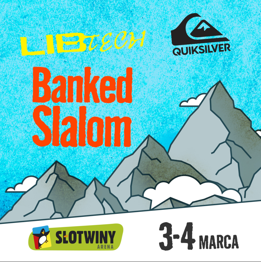 Lib Tech/Quiksilver Banked Slalom 3-4 marca 2018