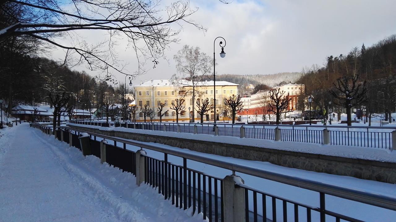 Zima w Krynicy-Zdroju - fot. MB