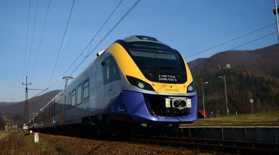 Krynica-Zdrój. Zmiana rozkładu jazdy pociągów od 14 czerwca 2020 r.