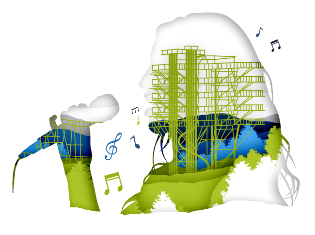 7 lipiec: Koncert pod wieżą