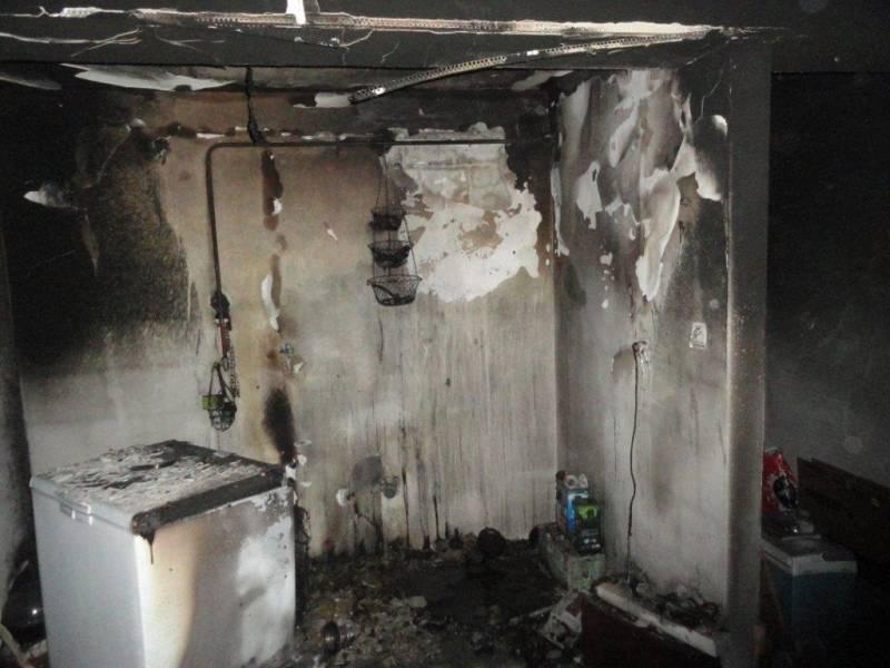 Krynica-Zdrój: Pożar w budynku wielorodzinnym na ul. Stara Droga