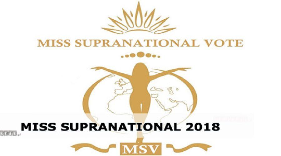 7 grudnia: Miss Supranational 2018