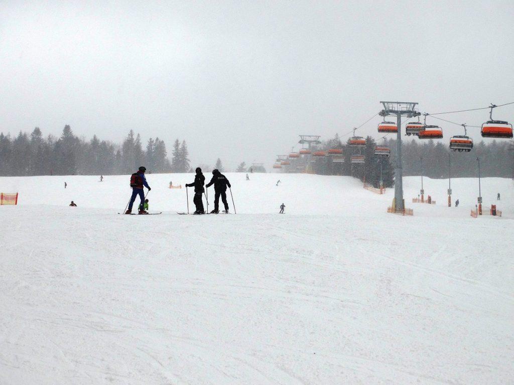 Tragiczny wypadek na stoku w Krynicy Zdroju. Zginął 65-letni pracownik stacji narciarskiej