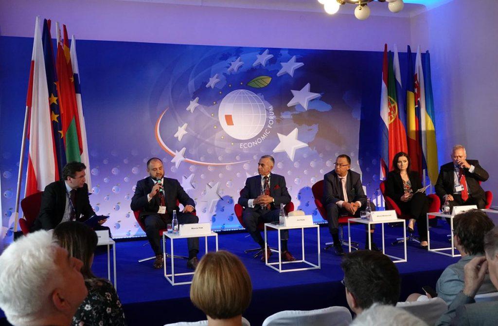 Drugi dzień Forum: okazja do rozmów