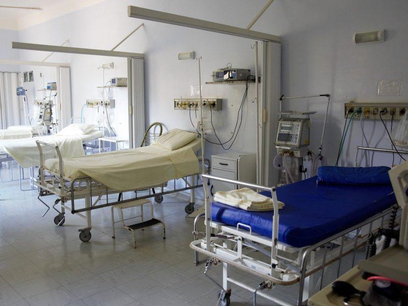 Szpital - for. pixabay.com