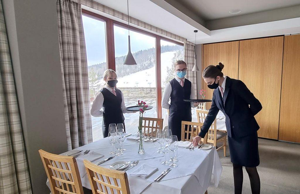 ZSP w Krynicy-Zdroju: przyszli hotelarze uczą się od najlepszych