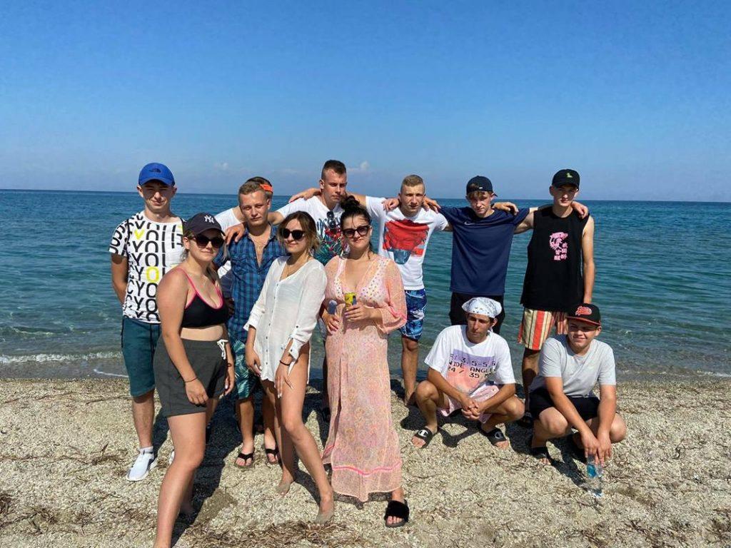 ZSP w Krynicy-Zdroju: moja wielka grecka przygoda!
